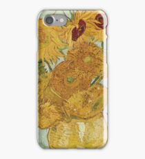 van gogh || sunflowers iPhone Case/Skin