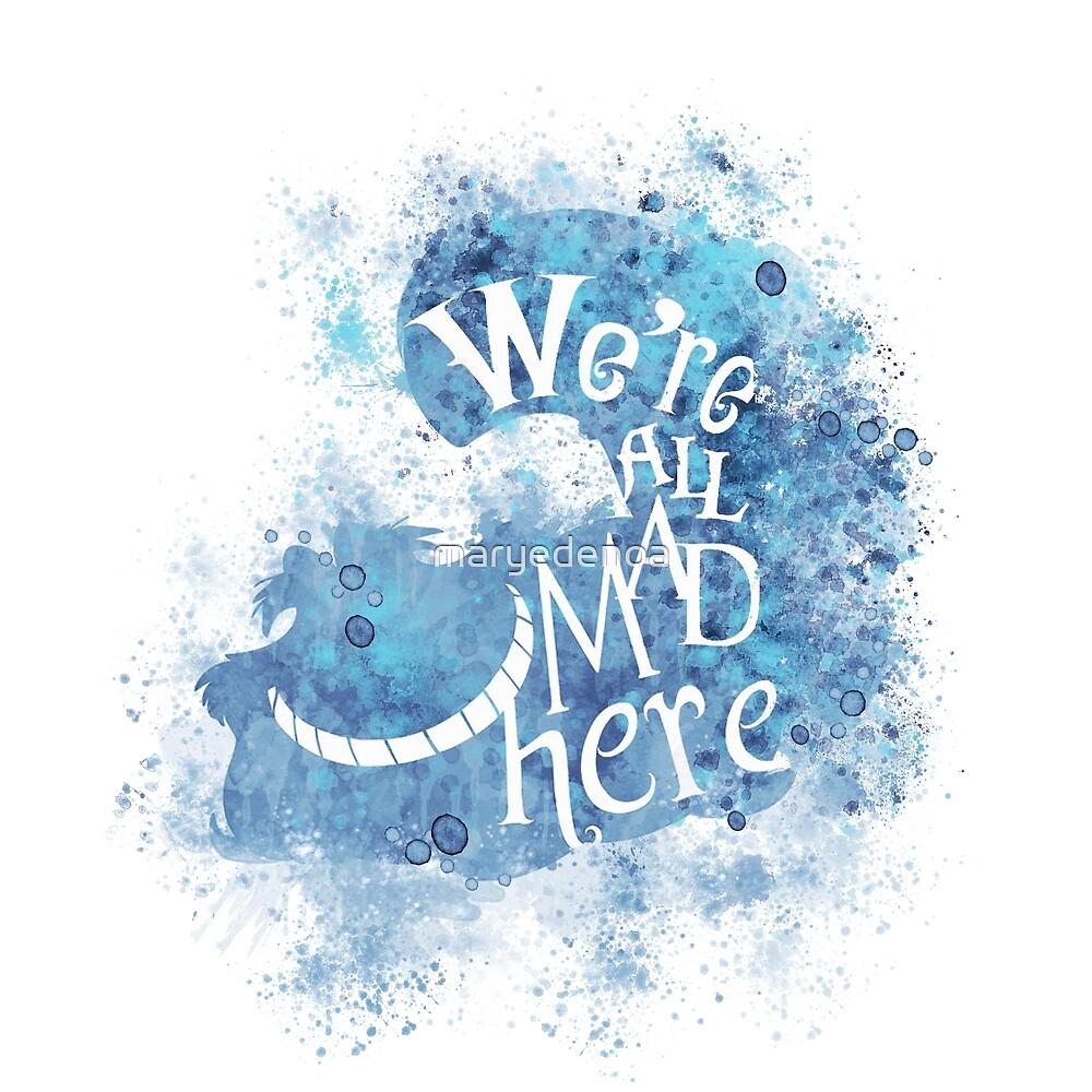 «Todos somos hechos aqui» de maryedenoa