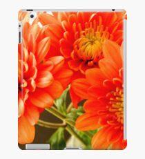 Triple Delight - Orange   ^ iPad Case/Skin