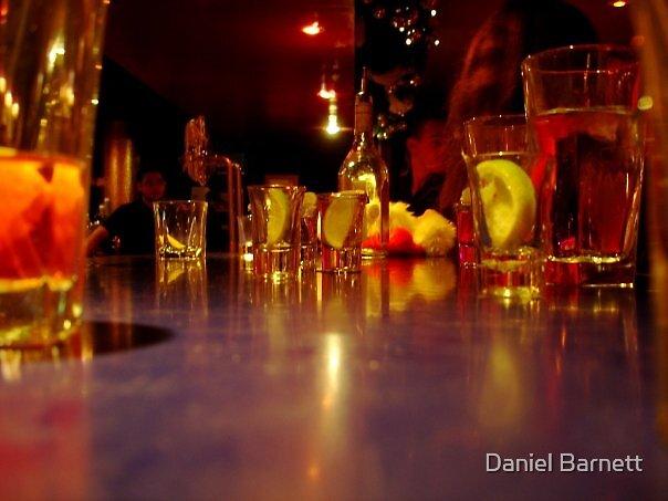 London life by Daniel Barnett
