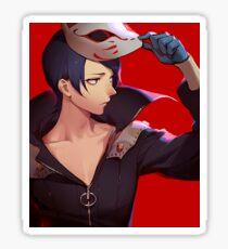 Persona 5 Yusuke Kitagawa Sticker