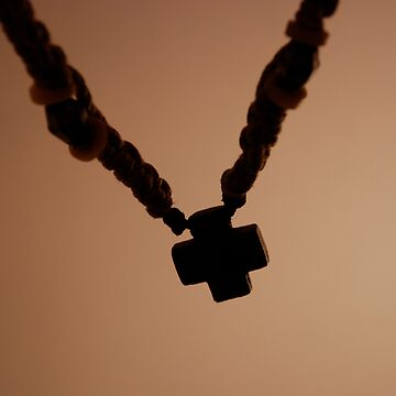 Cross Necklace by trentpurdy