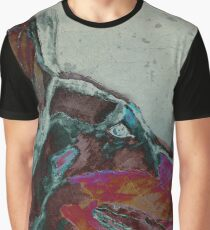 Psychedelic Doberman Graphic T-Shirt