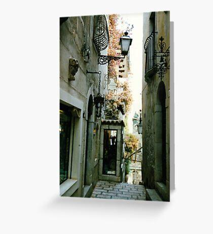 Taormina Greeting Card