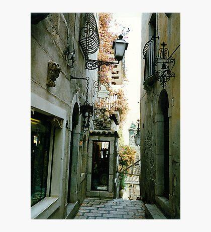 Taormina Photographic Print