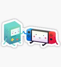 ✋ BMO&NS Sticker