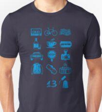 13 Icons Why Unisex T-Shirt