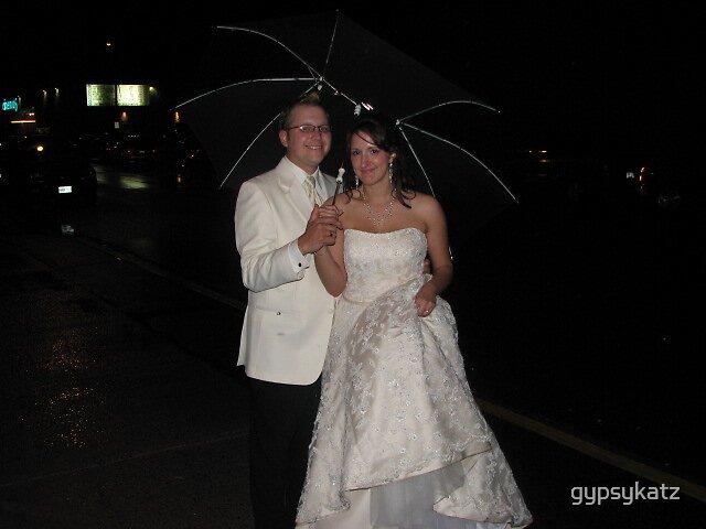 Newlyweds by gypsykatz