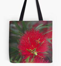 callistemon flower Tote Bag