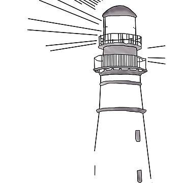 Lighthouse - Life is Strange by ammygami