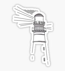 Lighthouse - Life is Strange Sticker