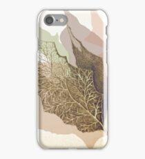 Decay of de Leaf iPhone Case/Skin
