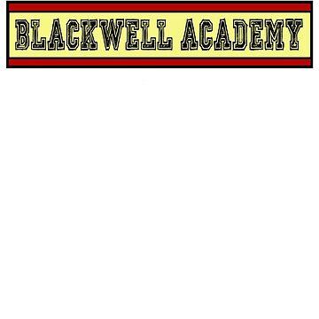 Blackwell Academy - Life is Strange by ammygami