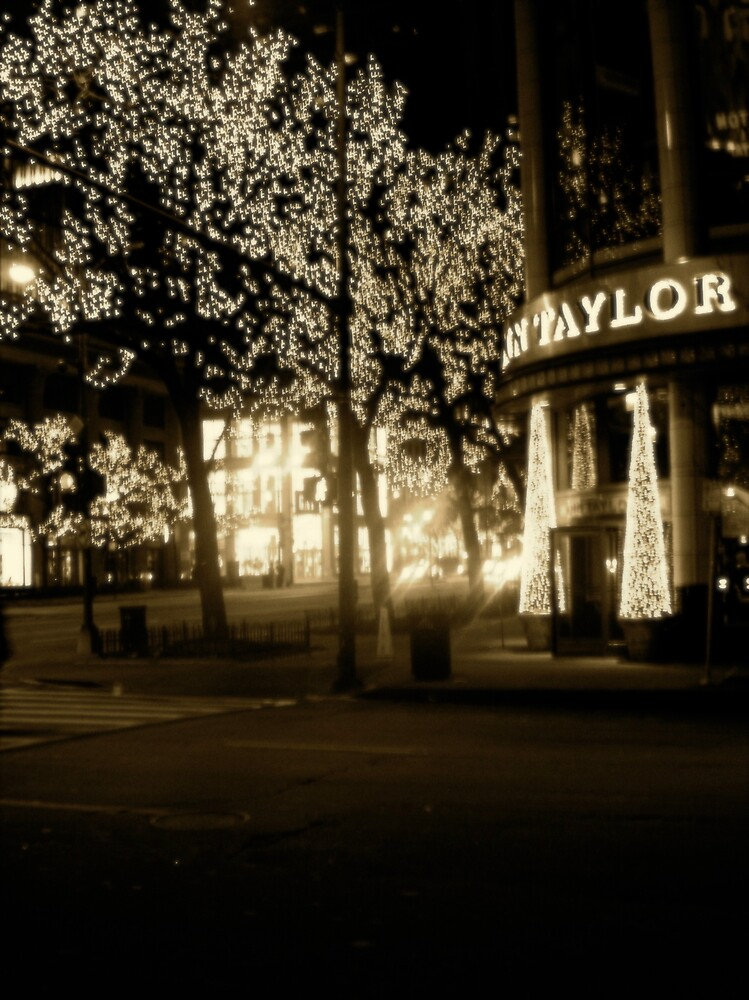 Among the City Lights by Emily Allison