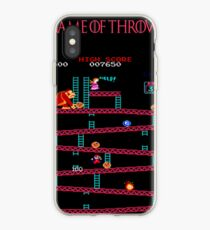 Game of Throws iPhone Case