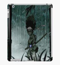 The Boondocks-Huey Freeman-The Blind Samurai iPad Case/Skin