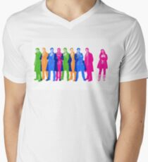 Groundhog Day - The Musical! Men's V-Neck T-Shirt