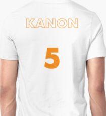 Wilfried Kanon - Ivory Coast Unisex T-Shirt