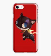 Persona 5 Morgana iPhone Case/Skin