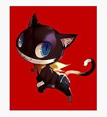 Persona 5 Morgana Photographic Print