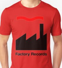 Factory Records Shirt Unisex T-Shirt
