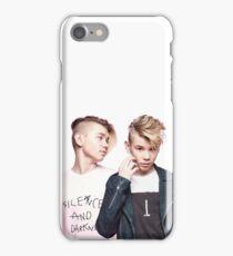 Marcus and Martinus iPhone Case/Skin