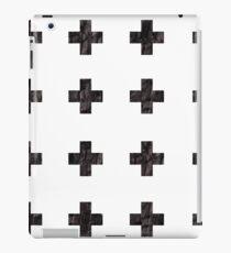 Monochrome Plus iPad Case/Skin