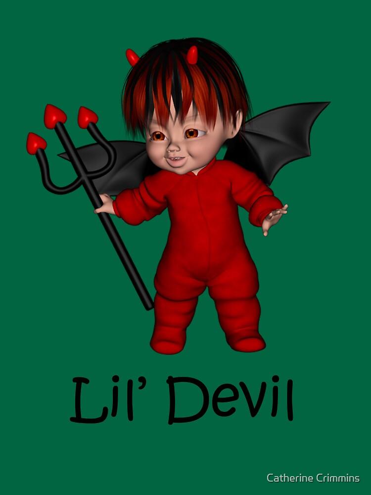 Lil Devil by catsbacknc