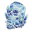 Crystal skull by yatskhey