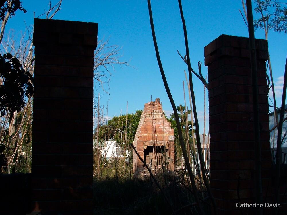 Ruin at Horseshoe Bend, Maitland by Catherine Davis