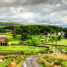 Ravenstonedale In Yorkshire Dales by Paul Thompson Photography