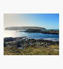 The Calf of Man Photographic Print