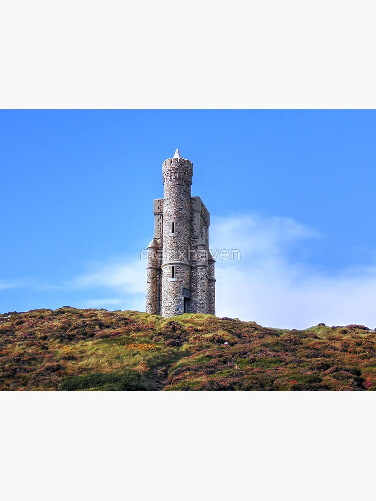 Milners Tower by manxhaven