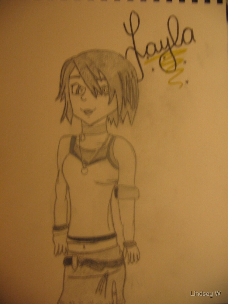 Layla by Lindsey W