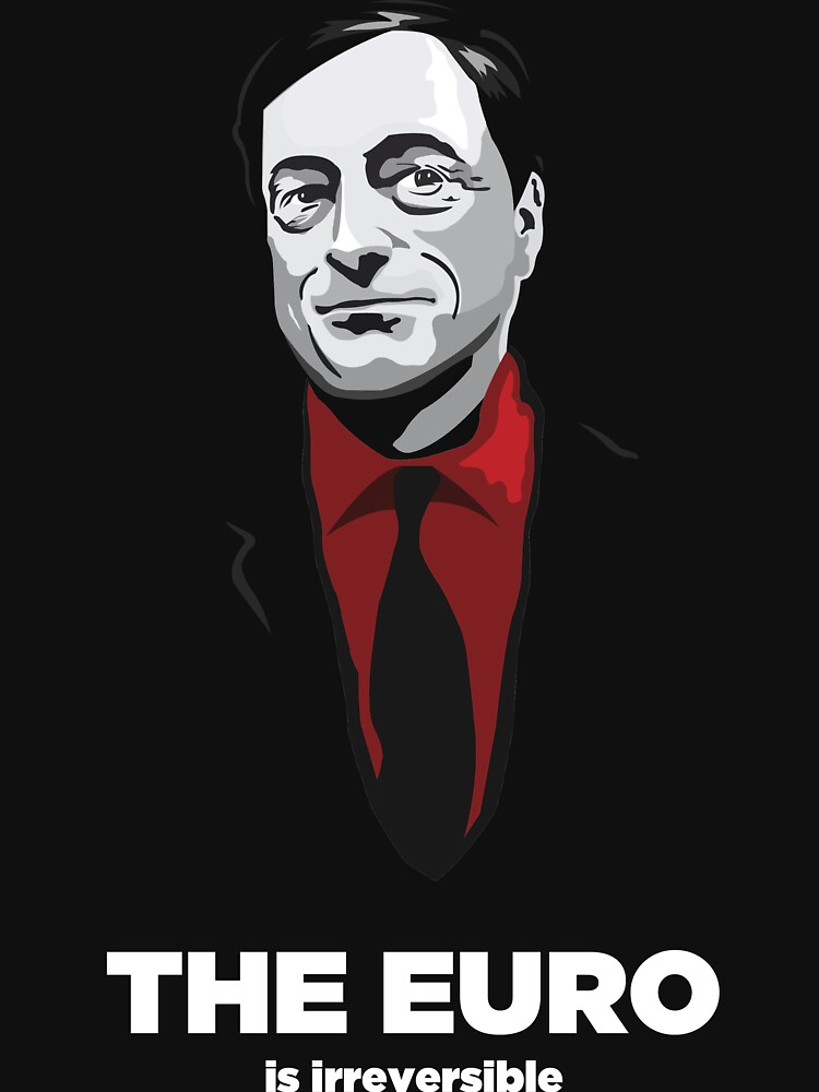 Trading Art | Mario Draghi by KonstantinR