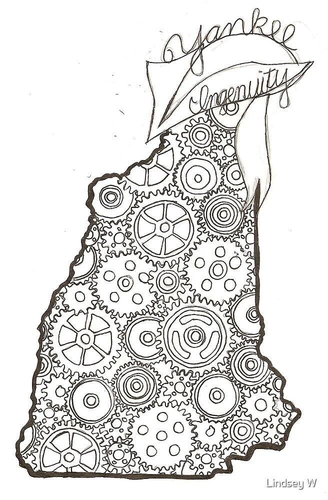Yankee Ingenuity. by Lindsey W