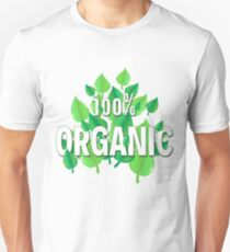 Organic design for all who care about the Earth, environment, ecology, climate and preservation Unisex T-Shirt