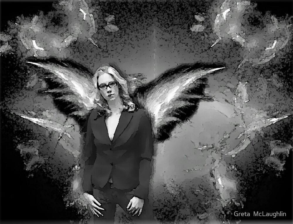 My Dark Angel by Greta  McLaughlin