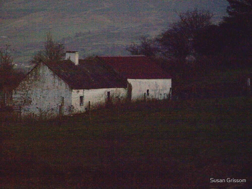 Irish Farmhouse by Susan Grissom
