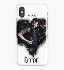 Vixx Error - Leo iPhone Case