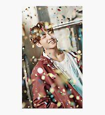 Jungkook bts sticker  Photographic Print