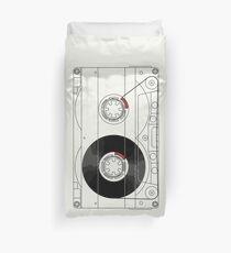 Cassette Duvet Cover