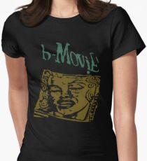 B Movie t shirt Womens Fitted T-Shirt