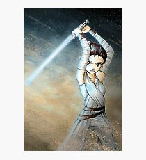 The Last Jedi Photographic Print