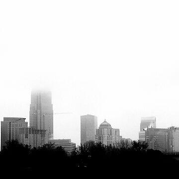 Charlotte, NC by JennyArtist