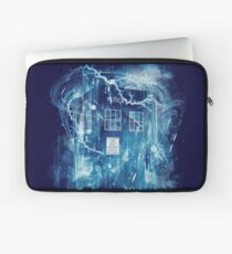 Time and space storm Laptop Sleeve