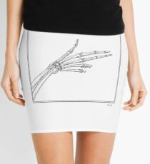 Hand Study - Fig 1-b Mini Skirt