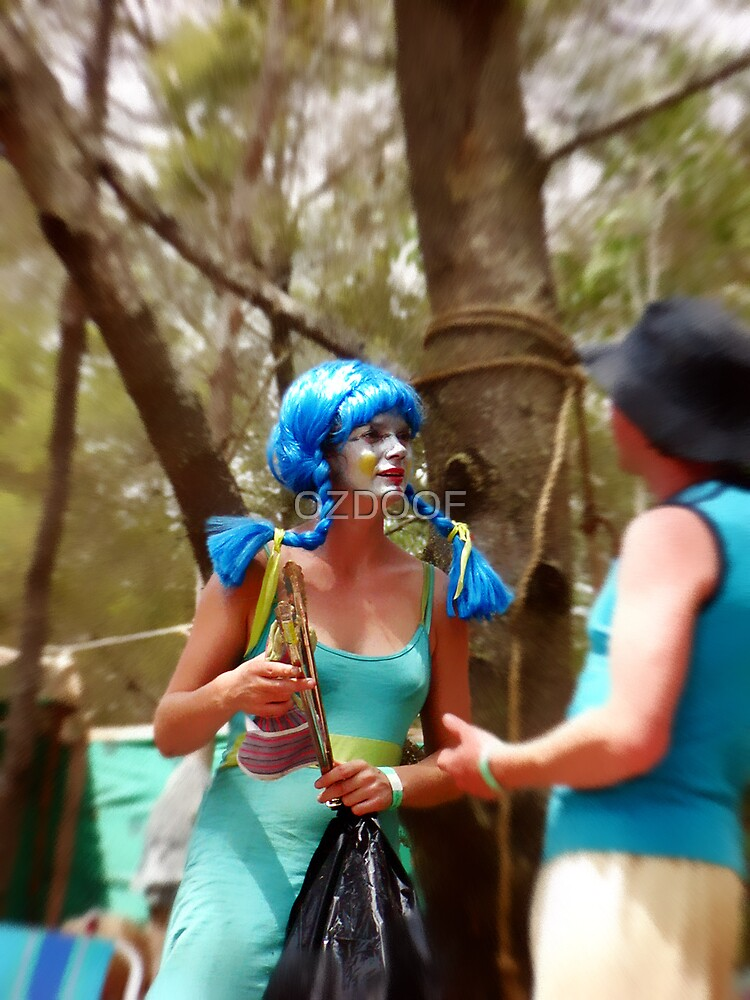 RAINBOW SERPENT FESTIVAL 2003 by OZDOOF