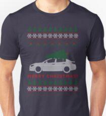Camiseta ajustada WRX Ugly Christmas Sweater (2015)