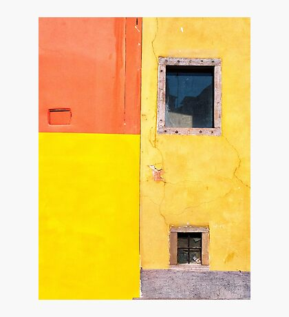The rectangles Photographic Print